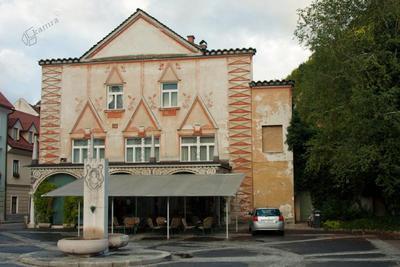 Glavni trg v Kamniku