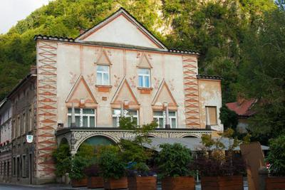 Fasada hiše
