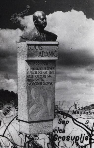 Adamičev spomenik