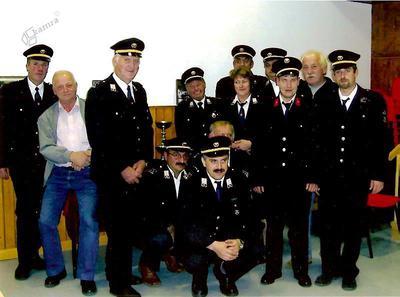Podljubeljski gasilci ob 80-letnici (2008)