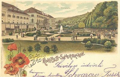 Gruss aus Rohitsch-Sauerbrunn