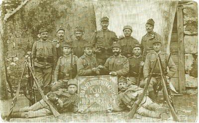 Vojaki 87. pehotnega polka