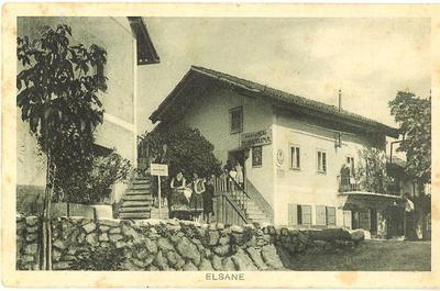 Elsane, okrog 1930 leta