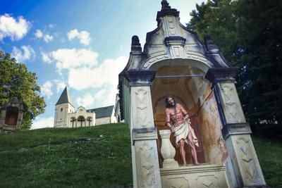 9. kapela: Jezus v verigah