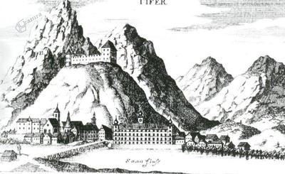 Laško, 1681