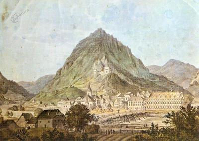 Laško, 1833