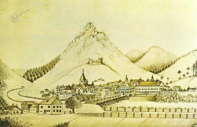 Laško, 1835