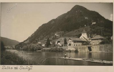 Laško, 1940