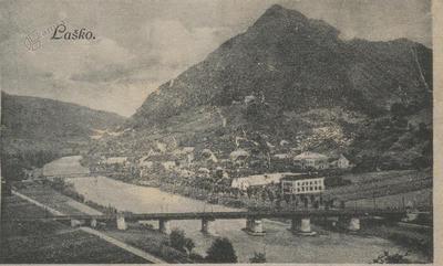 Laško, 1918