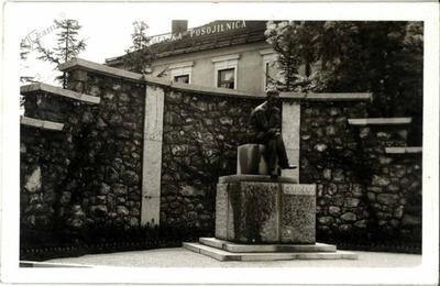 Vrhnika - Cankarjev spomenik