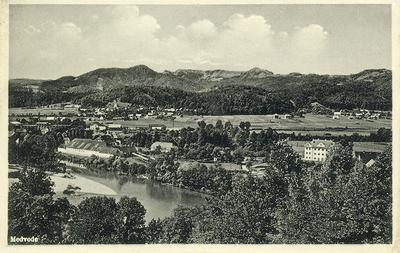 Panorama Medvod