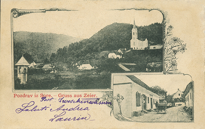 Sora okrog l. 1900