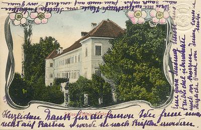 Lazarinijev dvorec