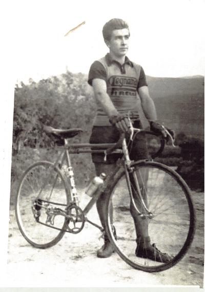 Alojz Bajc - olimpijec iz Ajdovščine