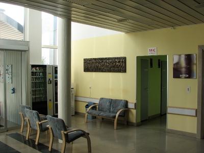 Avla nove porodnišnice