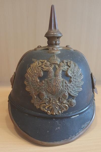 Čelada avstro-ogrskih orožnikov iz leta 1903
