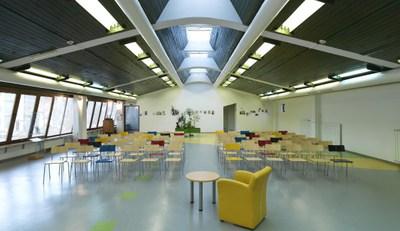 Dvorana Savice Zorko v Knjižnici Brežice