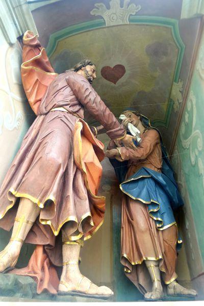 5. kapela: Jezusovo slovo od Marije