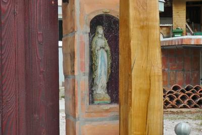 Znamenje Matere božje na Cimpru