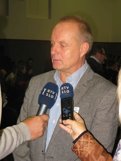 Pleteršnikovi dnevi 2015 - dr. Marko Jesenšek