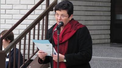 Ravnateljica dobovske osnovne šole - Ivana Baškovič