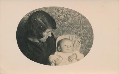 Savica Zorko s sinom Igorjem