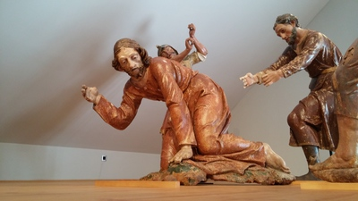 12. kapela: Skupina kipov