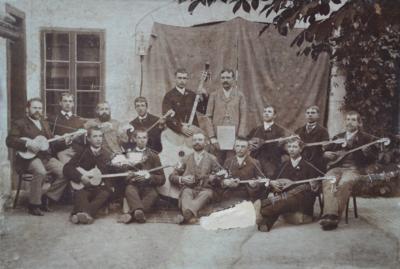 Tamburaški zbor v Ribnici