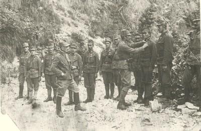 Vojaki na fronti
