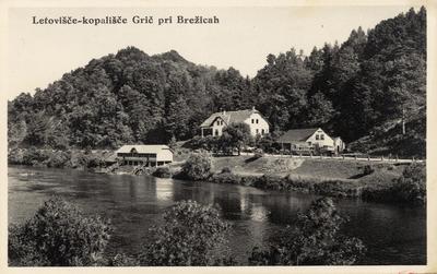 Letovišče-kopališče Grič pri Brežicah