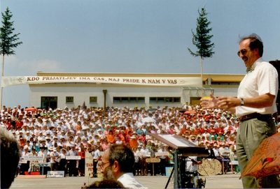 Zborovodja Igor Švara, 1994
