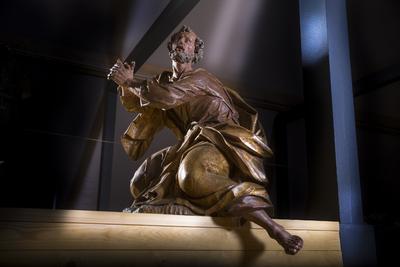 Kip sv. Petra v muzeju