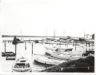 Jollehavnen 1960'erne
