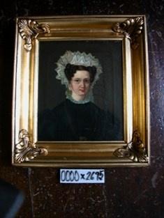 Maleri: Inger Marie Jensen, født 1805