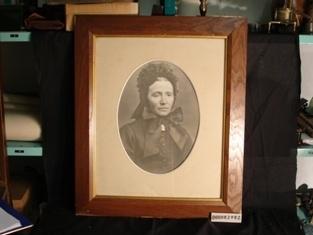 Foto, portræt, M. J.