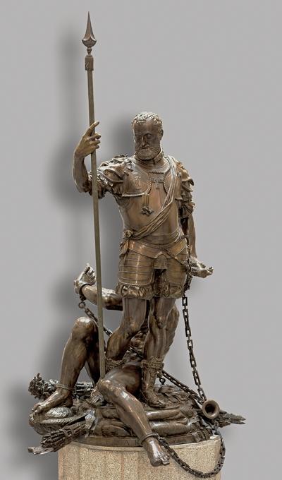 Carlos V y el Furor