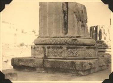 Asia Minor, Didyma. Temple of Apollo