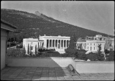 American School of Classical Studies at Athens. Gennadius Library