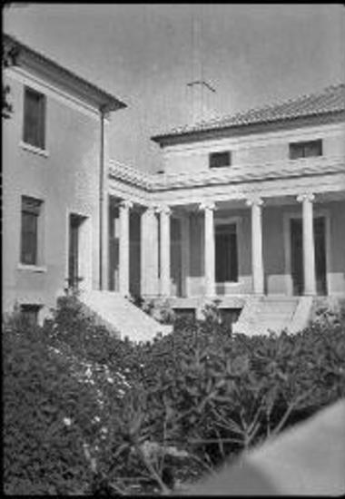 American School of Classical Studies at Athens. Loring Hall