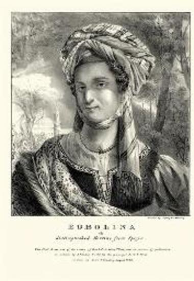 BOBOLINA. The distinguished Heroine from Spezia.