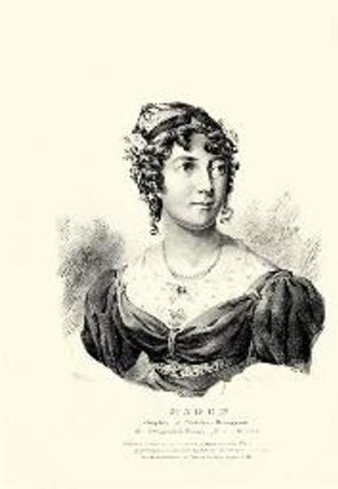 MADON. Daughter of Nicholas Mavrogyeni, the distinguished Heroine from Micena.