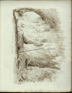 Portified Cavern Luig castle