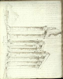 Temple of Jupiter. Athens