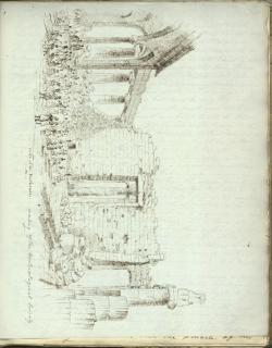 Cella of the Parthenon