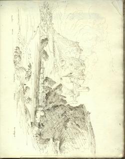 Hymettus. Athens. Acropolis. St Denis. Areopagus.