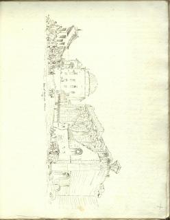 Stoa of Hadrian. Athens