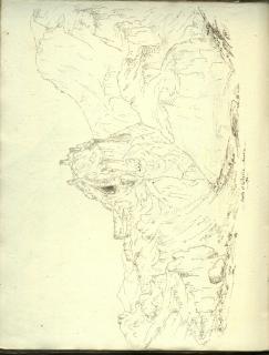 Castle of Libidia. Beotia