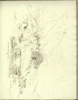 Field of Sarcophagi. Delphi