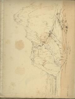Gulf o Liepanto Parnassus Acrocorinthus