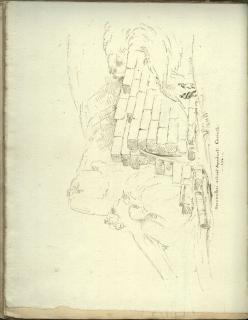 Keramilhai antient Aqueduct Corinth